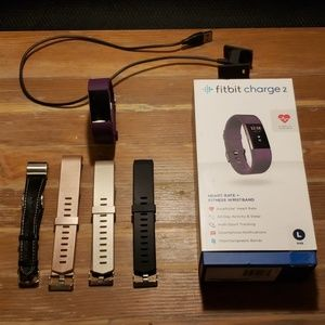 🆕️ listing!! Fitbit Charge 2 bundle